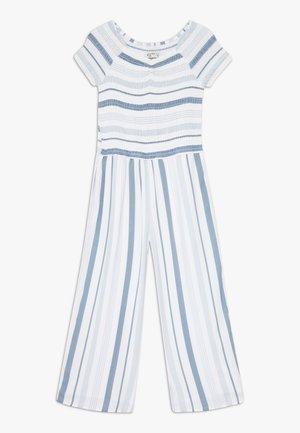 PREP SMOCKED  - Tuta jumpsuit - blue