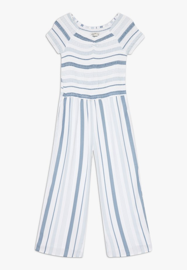 PREP SMOCKED  - Overall / Jumpsuit - blue