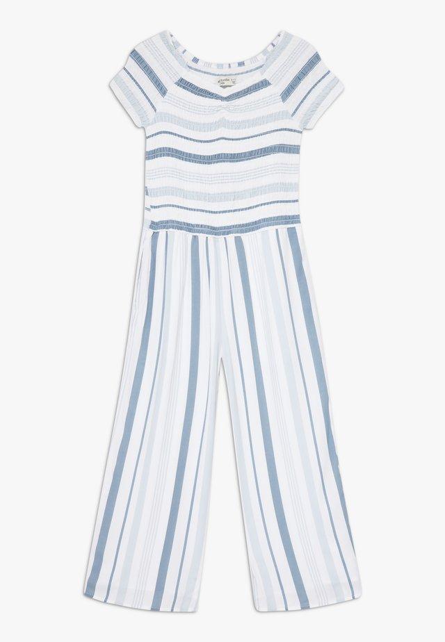 PREP SMOCKED  - Jumpsuit - blue