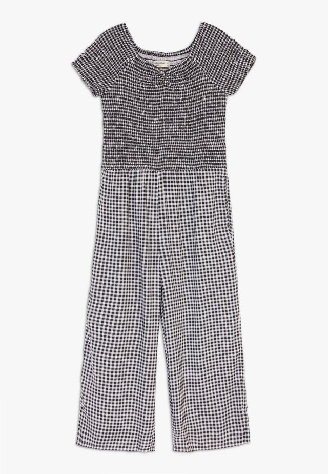 PREP SMOCKED  - Jumpsuit - black