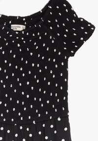 Abercrombie & Fitch - PREP SMOCKED  - Overal - black - 3