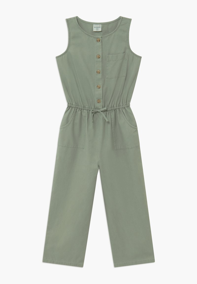 Abercrombie & Fitch - DRAPEY UTILITY - Combinaison - olive