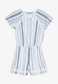 Abercrombie & Fitch - Overal - blue/white - 3