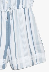Abercrombie & Fitch - Overal - blue/white - 2