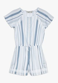 Abercrombie & Fitch - Overal - blue/white - 0