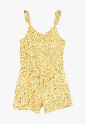 BARE SPLIT SKORT  - Jumpsuit - yellow ditsy