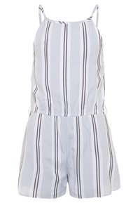 Abercrombie & Fitch - ROMPER  - Overal - blue - 2