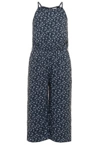 Abercrombie & Fitch - HIGH NECK  - Jumpsuit - navy - 2