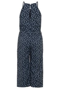 Abercrombie & Fitch - HIGH NECK  - Jumpsuit - navy - 1