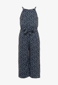 Abercrombie & Fitch - HIGH NECK  - Jumpsuit - navy - 0