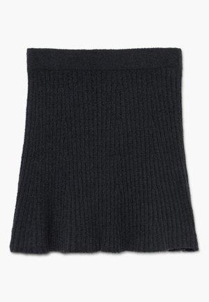 MATCH SKIRT - A-lijn rok - open black