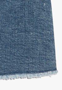 Abercrombie & Fitch - SHANK SKIRT - Minirok - marble wash - 2