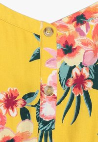 Abercrombie & Fitch - BUTTON THRU DRESS - Denní šaty - yellow floral - 2