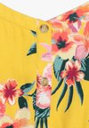Abercrombie & Fitch - BUTTON THRU DRESS - Day dress - yellow floral