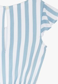 Abercrombie & Fitch - WRAP FRONT SKORT  - Mono - blue/white - 4