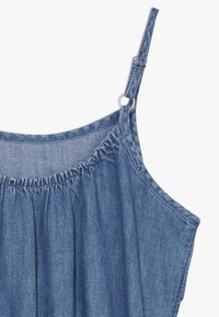 Abercrombie & Fitch - TIE FRONT DRESS  - Day dress - blue - 2