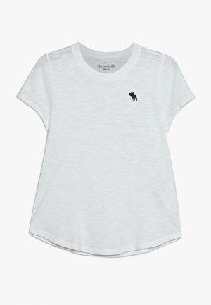 CORE CREW TEE - Basic T-shirt - white
