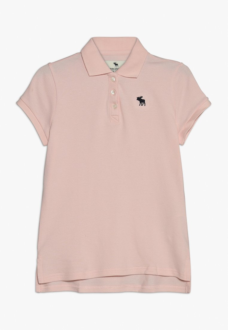 Abercrombie & Fitch - Poloshirts - pink