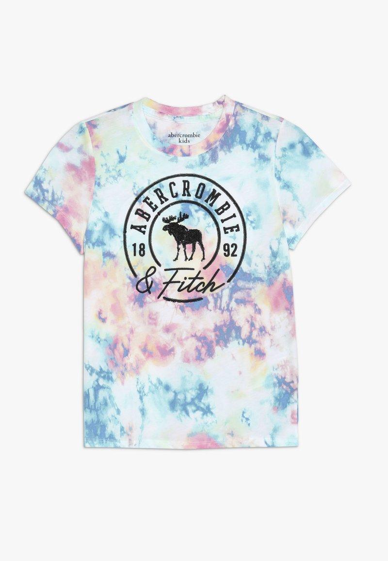 Abercrombie & Fitch - TECH CORE - Print T-shirt - multicolor