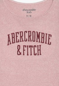 Abercrombie & Fitch - LOGO COZY  - Long sleeved top - pink - 3