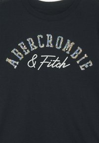 Abercrombie & Fitch - TECH CORE - Print T-shirt - navy - 3