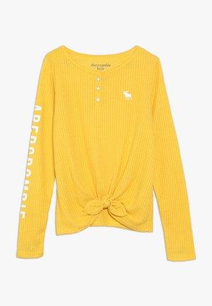 COZY HENLEY  - Jumper - yellow