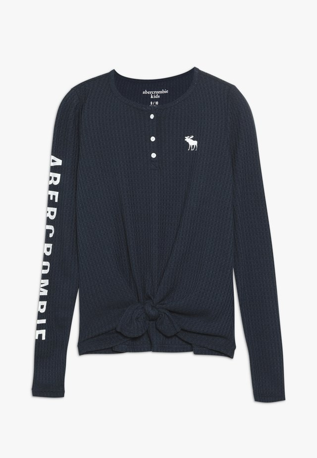 COZY HENLEY  - Jumper - navy