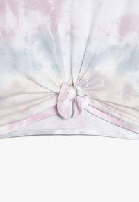 Abercrombie & Fitch - TECH CORE TIE FRONT  - Top sdlouhým rukávem - multi color - 2