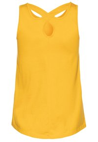 Abercrombie & Fitch - TANK  - Top - golden rod - 1