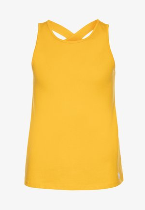 TANK  - Top - golden rod