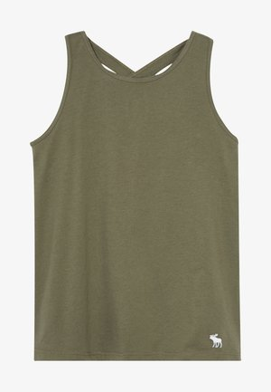TANK  - Top - olive