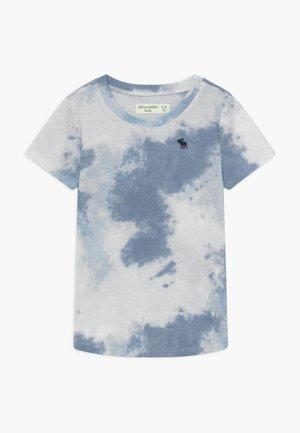 CURVE - Print T-shirt - indigo