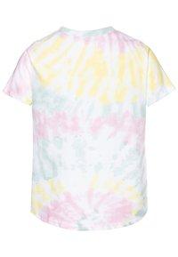 Abercrombie & Fitch - CURVE - Print T-shirt - multicolor - 1