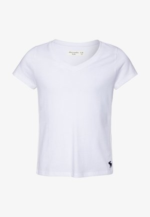 SLIM - T-shirt basique - white