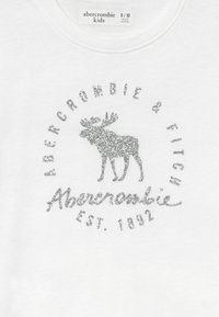 Abercrombie & Fitch - Print T-shirt - white - 3