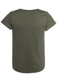 Abercrombie & Fitch - CORE CREW - Basic T-shirt - olive - 1