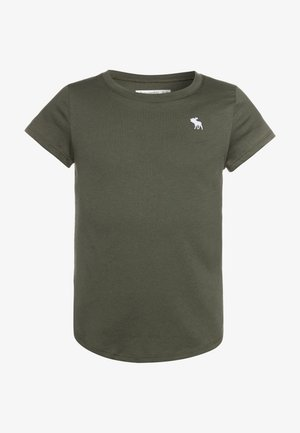 CORE CREW - T-shirt basic - olive