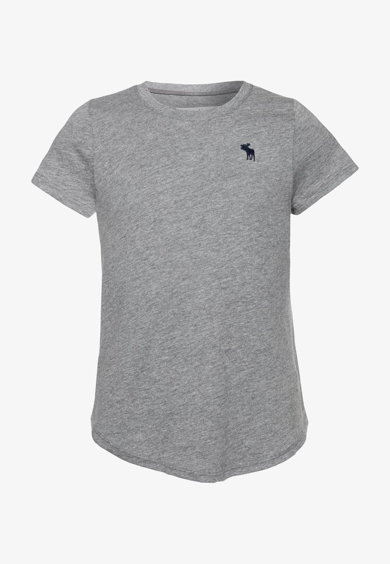Abercrombie & Fitch - CORE CREW  - T-shirt basic - grey