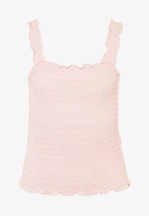BARE SMOCK  - Top - pink