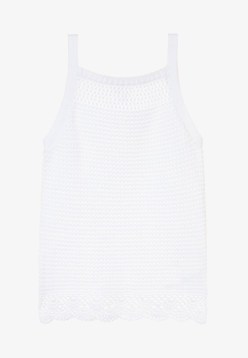 Abercrombie & Fitch - TANK - Top - white