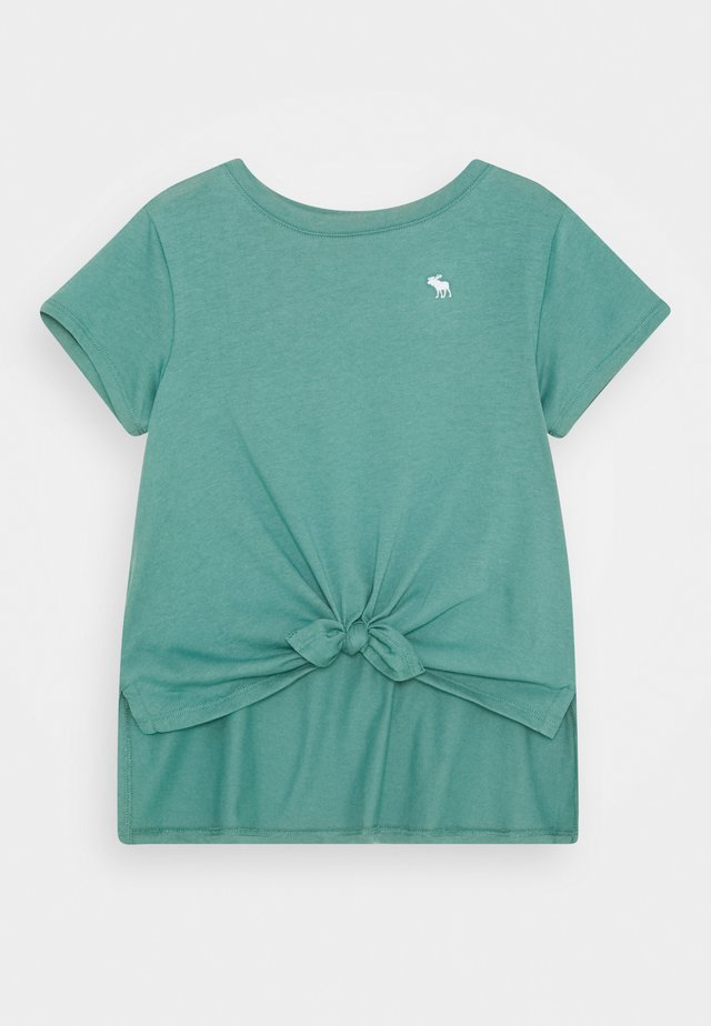 Basic T-shirt - brittany blue