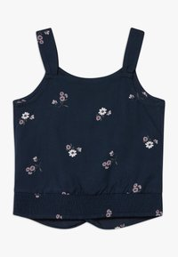 Abercrombie & Fitch - BEST IS BACK BARE TWIST - Top - navy - 1