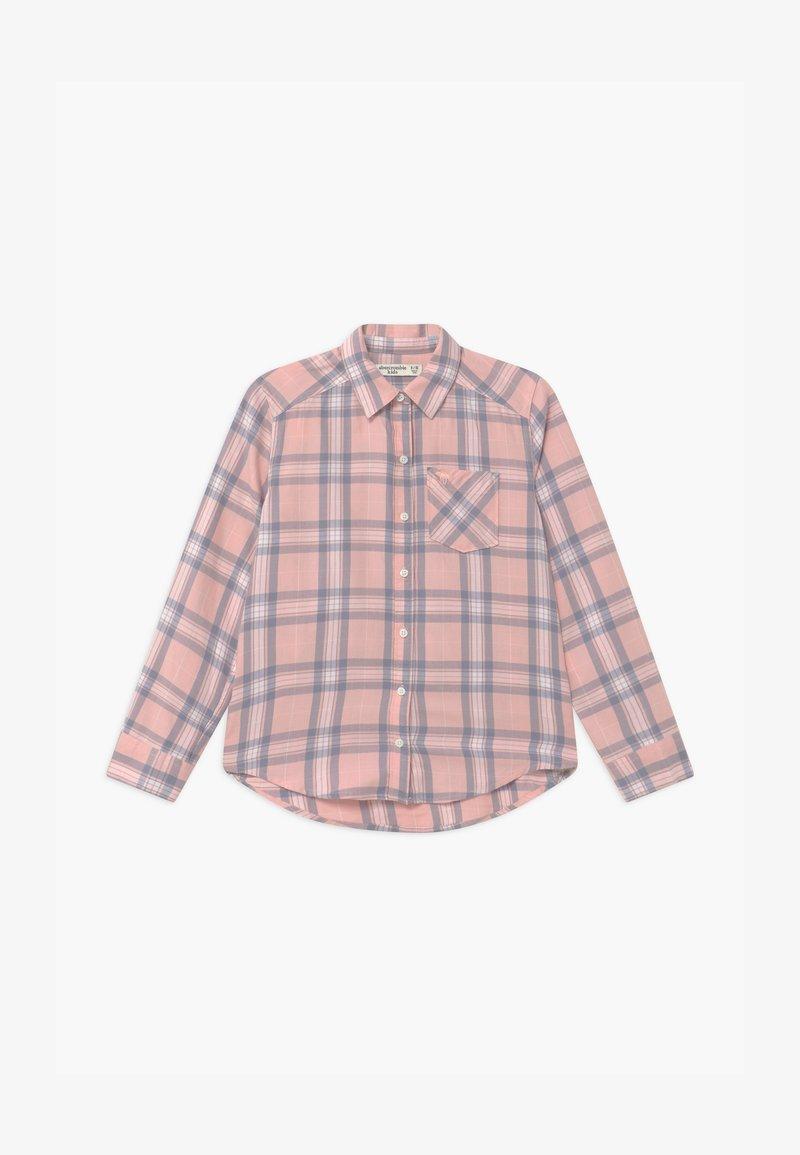 Abercrombie & Fitch - Košile - pink plaid