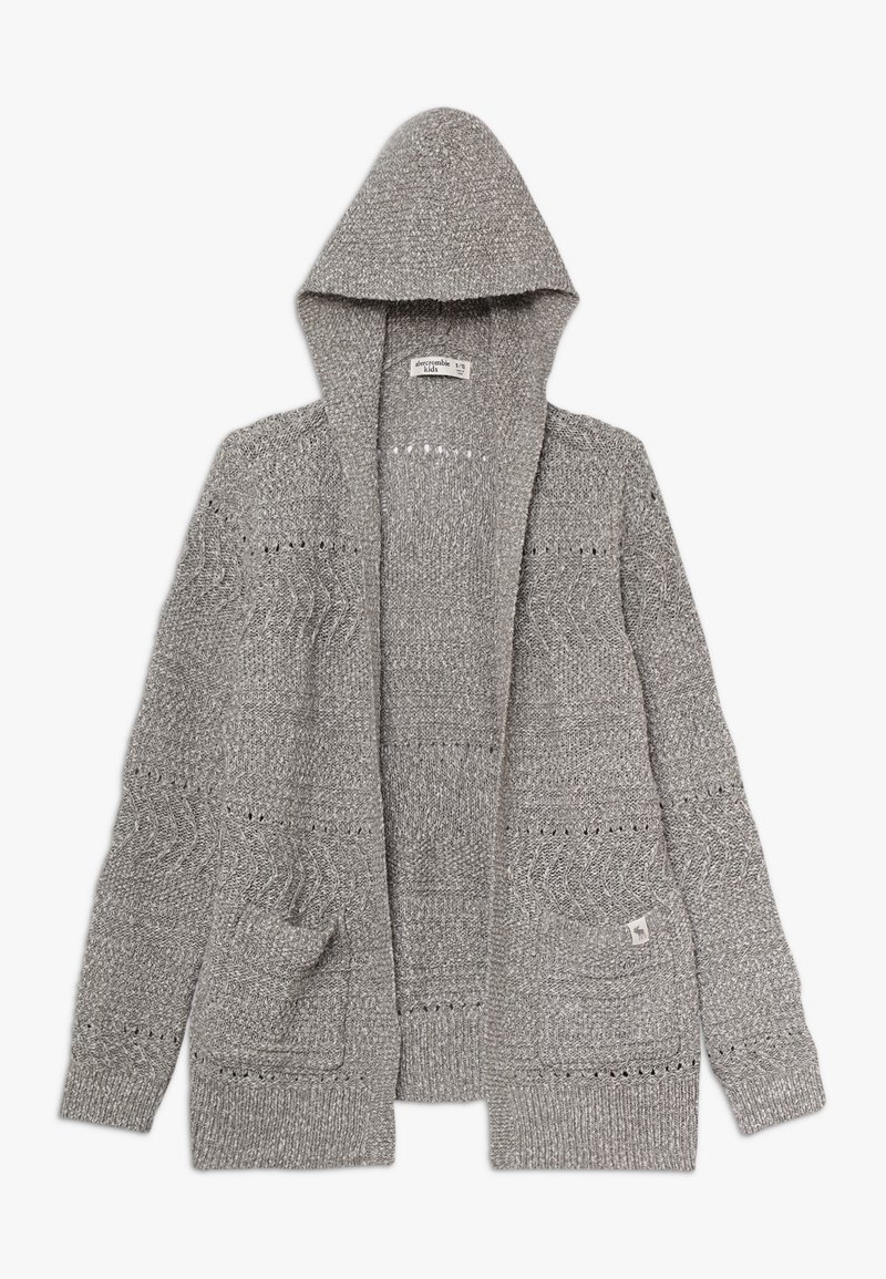 Abercrombie & Fitch - Cardigan - grey