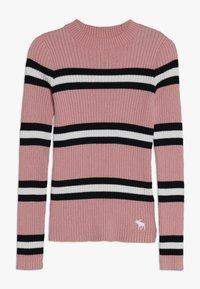 Abercrombie & Fitch - Jersey de punto - pink - 0