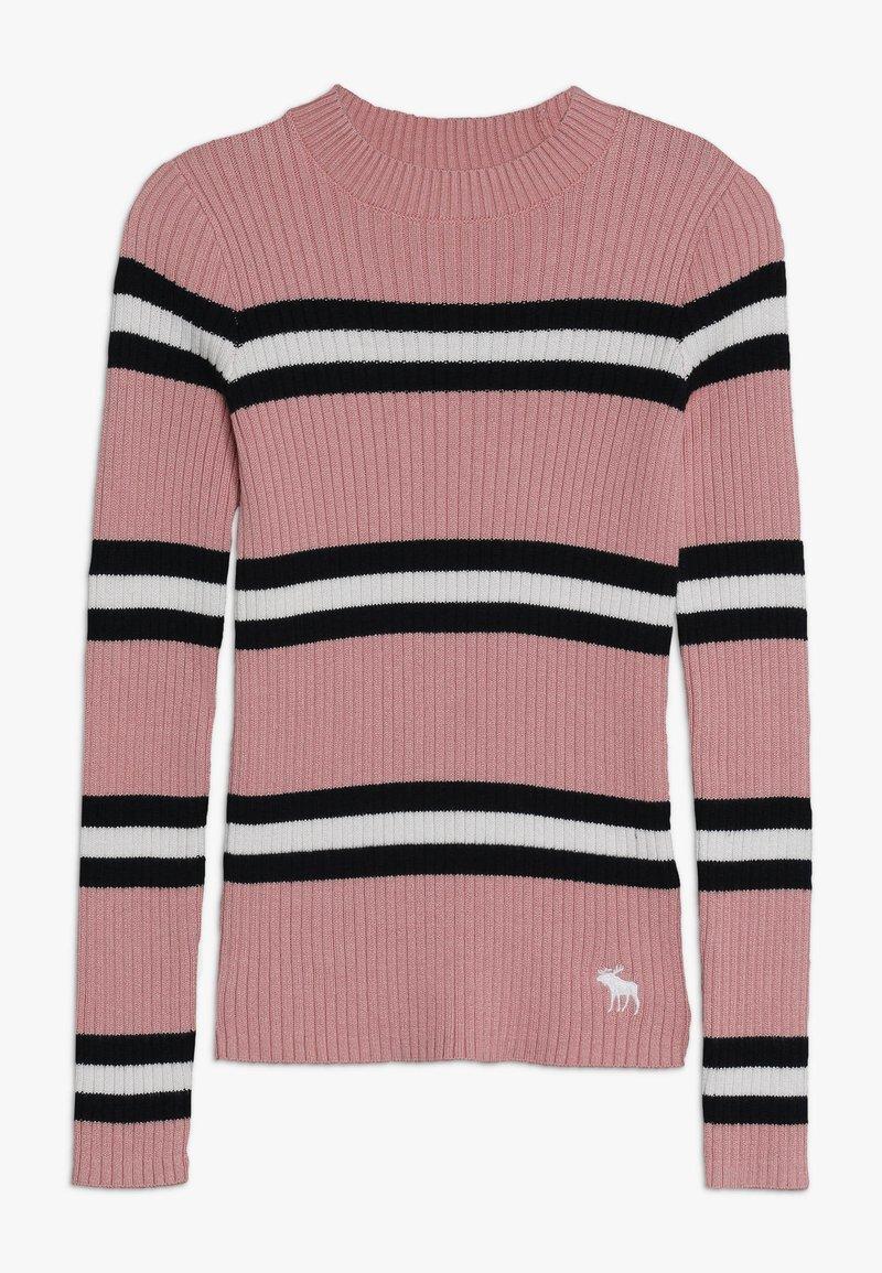Abercrombie & Fitch - Jersey de punto - pink