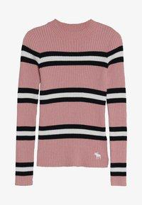 Abercrombie & Fitch - Jersey de punto - pink - 2