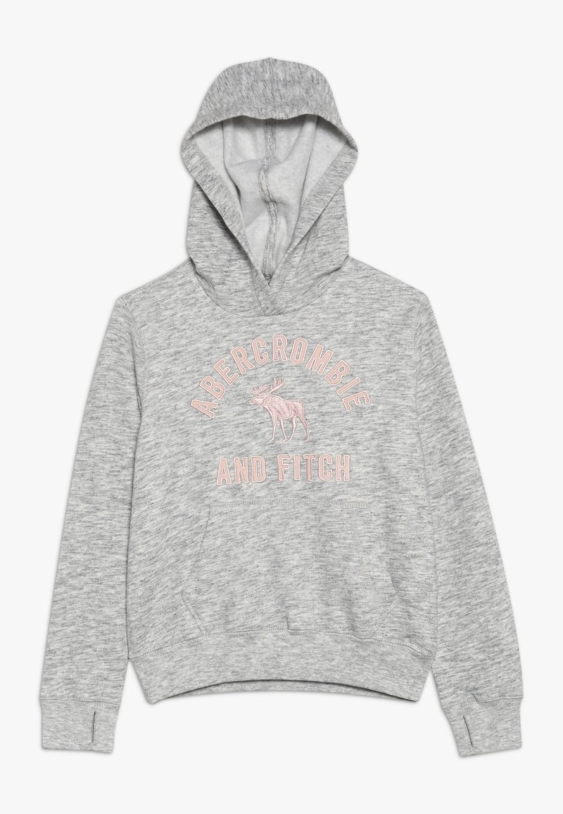 Abercrombie & Fitch - CORE  - Kapuzenpullover - grey