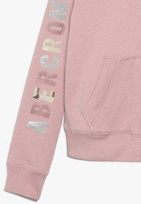 Abercrombie & Fitch - Lehká bunda - pink - 2