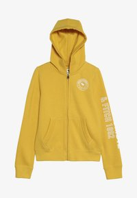 Abercrombie & Fitch - Mikina na zip - yellow - 2